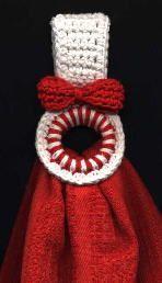 Peppermint Kitchen Set Dishcloth Hot pad and Towel ring Crochet Towel Holders, Crochet Dish Towels, Crochet Towel Topper, Crochet Kitchen Towels, Crochet Dishcloths, Crochet With Cotton Yarn, Crochet Yarn, Free Crochet, Crochet Home Decor