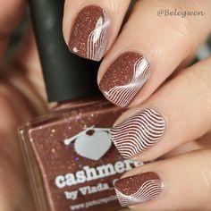 PiPo Cashmere Nail Art Designs, Nailart, Nail Designs