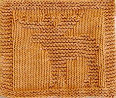 Knitting Cloth Pattern MOOSE PDF