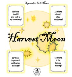 Download Store — Infinity Coven Wiccan Spell Book, Wiccan Spells, Full Moon September, Drawing Down The Moon, Creating A Newsletter, Moon Names, Candle Magic, Harvest Moon, Coven