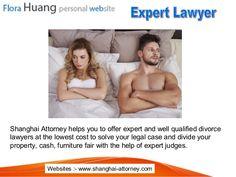 Best Divorce Lawyer According to Your Need http://www.slideshare.net/shanghailawyer1/best-divorce-lawyer-according-to-your-need