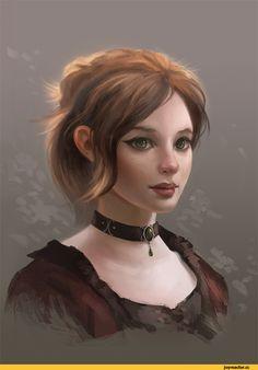арт девушка,красивые картинки,sandara,artist
