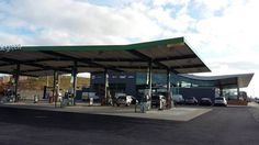 Take a look inside new Applegreen M1 service station - without causing traffic chaos - BelfastTelegraph.co.uk