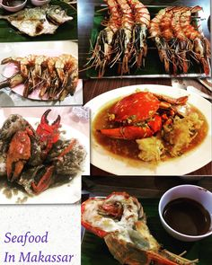 Makassar a place for seafood  #makassar#kuliner#fish#crab#shrimp#alldelicious#foodphotography#foodporn#food#blessed#aroundindonesia#traveler#traveling#travelgirl#fifthplaceonthetrip#mystyle#mylife#myhappiness