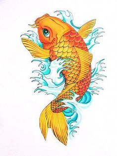 tattoo koi fish sleeve & tattoo koi fish _ tattoo koi fish men _ tattoo koi fish japanese _ tattoo koi fish design _ tattoo koi fish nhật cổ _ tattoo koi fish small _ tattoo koi fish full back _ tattoo koi fish sleeve Pez Koi Tattoo, Coy Fish Tattoos, Carp Tattoo, Tattoo Wolf, Tattoo Maori, Dragon Tattoos, Japanese Koi Fish Tattoo, Koi Fish Drawing, Fish Drawings