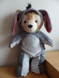 Duffy est tout mignon dans son costume de Bourriquet