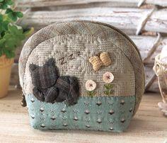 Japanese craft kits, bag purse