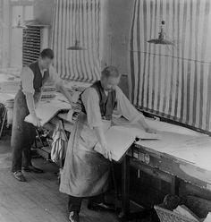 Buchbinden : Historische Fotos online