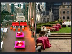 Rockefeller Center Private Event Venues in New York City (NYC)