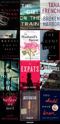 11 Marriage Thrillers For Gone Girl Fans