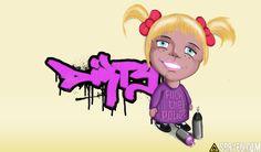 FTP Girly by Dirty-Six Girly, Women's, Girly Girl