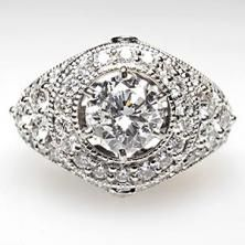 Vintage & Antique Engagement Rings - EraGem