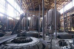 Fürth Steel Mill 2012.