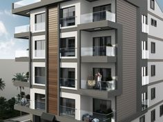 Semih Uçar | mimari görselleştirme | 3d mimari modelleme