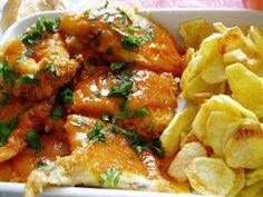 Bacalhau Frito à Casa - http://www.receitasparatodososgostos.net/2016/02/06/bacalhau-frito-a-casa/