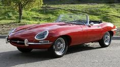 series 1 E-type. The original. The best.  Those that followed were never as pure in design as the original. If it doesn't have the indicators over the bumpers, it ain't a proper E-type..