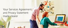 Your Services Agreement and Privacy Statement made clearer