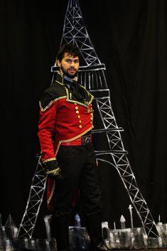 Finished Costume (Steampunk Starfleet Officer) by citizenkaneV.deviantart.com