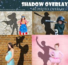 Shadow overlay Photo backdrop Superhero overlays by PhotoMaterial Photoshop Overlays, Photoshop Elements, Video Photography, Digital Photography, Digital Texture, Pink Texture, Digital Backdrops, Etsy Crafts, Paint Shop