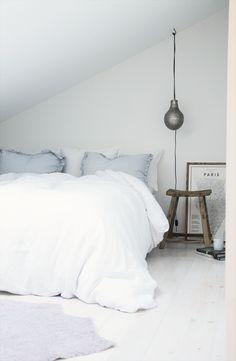 Elisabeth Heier's bedroom.
