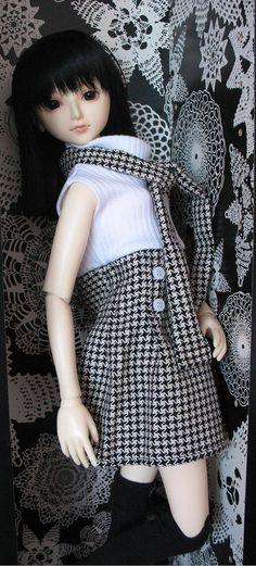 Soye modelling Tanya Style