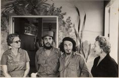 Great-Grandma with Che?, Vintage Photo « The Sartorialist