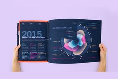 """다음 @Behance 프로젝트 확인: """"Personal Annual Report 2015"""" https://www.behance.net/gallery/38233771/Personal-Annual-Report-2015"""
