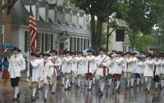 Song of My Heart: Colonial Williamsburg, Jamestown, and Yorktown: Homeschool Days