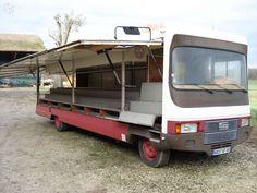 Camion magasin atelier sovam vasp 1985 8m60