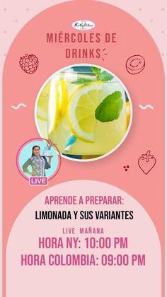 """21 Me gusta, 2 comentarios - 𝗟𝗘𝗜𝗗𝗬 𝗖𝗔𝗥𝗗𝗢𝗡𝗔 / 𝗖𝗔𝗞𝗘𝗦🧁 (@leidylicious_cakes) en Instagram: """"Para los gustos los colores. Y para el verano las limonadas Aquí les dejo 18 diferentes ideas de…"""" Colombian Food, Smoothies, Instagram, Ideas, Juices, Summer Time, Colors, Smoothie, Thoughts"""