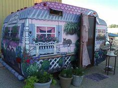 Witchy caravan