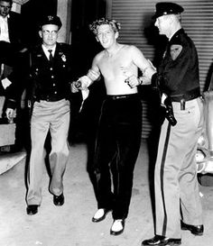 Jerry Lee Lewis, here comes trouble.