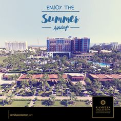 Take your place in the heart of fun and nature before summer comes to an end.