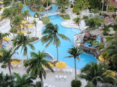 Aruba (Surf Club Marriott)