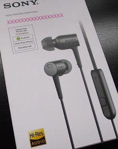 audiosplitz: Sony h.ear in NC (MDR-EX750NA)