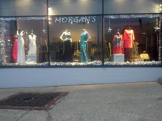 41315...Morgan's changed their window display...OPEN SUNDAYS 12-4 Come to MORGAN'S for FABULOUS SAVINGS and FRESH FASHIONS for the NEW SEASON...in spite of the weather...PROM, WEDDINGS, BLACK TIE, DRESSES,SEPARATES and PERSONALIZED SERVICE!. ..MENTION THIS POST and save $20 on purchases of $100 or more . .(sale merchandise not included