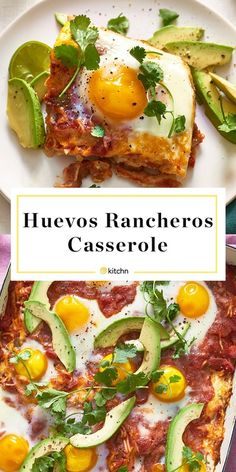 Recipe: Huevos Rancheros Casserole | Kitchn