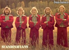 What's blogging my view: Svenska dansband (Swedish dance bands)
