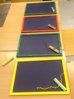 http://teds-woodworking.digimkts.com/ Beautiful and easy to make woodworking quotes Lahjaidea! Vanerinpala maalattiin sinisellä liitutaulumaalilla johon oppilaat sahasivat rimasta kehykset, maalasivat mieleisekseen ja ne liimattiin reunoille. Taulu toimi samalla korttina kun kirjoittivat viestin isälle.Paketointi sellofaaniin. (Marja-Leena Stén,alakoulun aarreaitta)