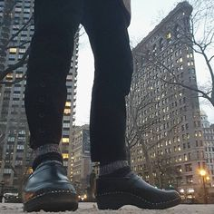 Conquering the city