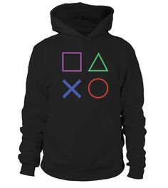PLAYSTATION TSHIRT Video Games T-shirts