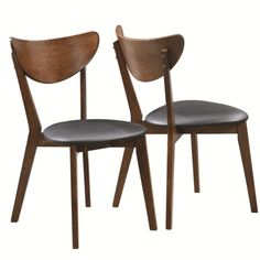 Coaster Malone Mid-century Modern Dining Side Chair - Coaster Fine Furniture