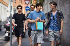 Milan Fashion Week SS16 – Models off Duty