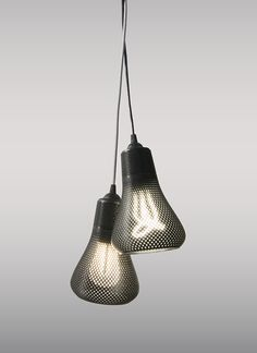 Printing plots a new path for Plumen Bedroom Lighting, Interior Lighting, Home Lighting, Lighting Design, Pendant Lighting, Design Light, Lamp Design, Lamp Light, Light Bulb