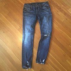 Vigoss Skinny - The Thompson - Tomboy Skinny Vigoss Skinny - The Thompson - Tomboy Skinny. Size 27 / Inseam 27 Vigoss Jeans Skinny