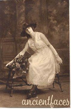 Ancientfaces #vintage photos #genealogy