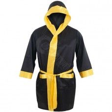 Personalized Custom Satin Boxing Robe with Embroidery 57eb2c818