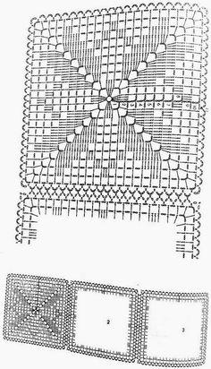 Crochet Shawls: Crochet Poncho Pattern Free - Stylish #3