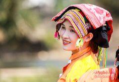 Con gái dân tộc Thái Quỳ Châu