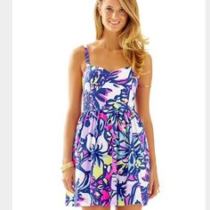 Lilly Pulitzer Christine Dress (Willing to negotiate price!!) Lilly Pulitzer Dresses Midi